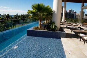 Jet Luxury at The Trump Waikiki outdoor pool