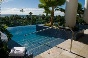 Jet Luxury at The Trump Waikiki pool