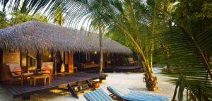 Medhufushi Island Resort accomodations