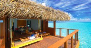 Medhufushi Island Resort guest rooms