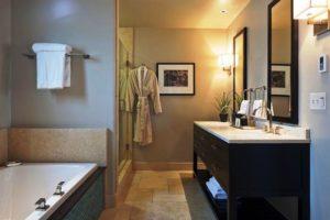 North Block Hotel Guestroom baths