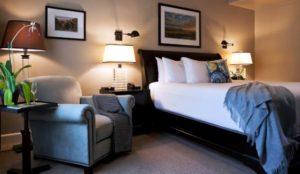 North Block Hotel guestroom