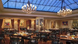 Ritz New Orleans M Bistro