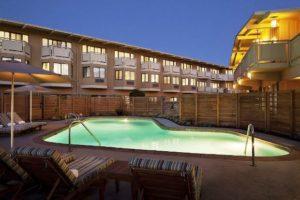 The Lodge at Tiburon pool