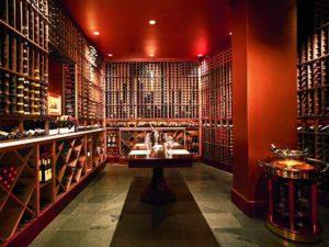 The Ritz-Carlton, Fort Lauderdale wine cellar