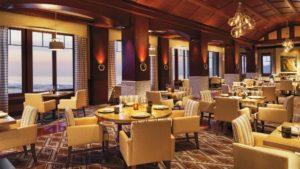 The Ritz-Carlton, Half Moon Bay dining