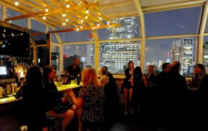 The Strand Hotel rooftop bar
