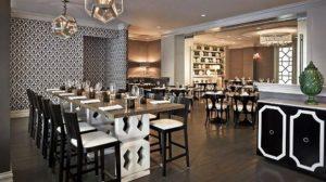 Viceroy Santa Monica restaurant