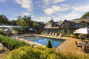 Castle Hill Resort And Spa outdoor pool