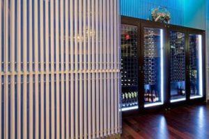 Hotel Indigo NYC Chelsea wine cellar