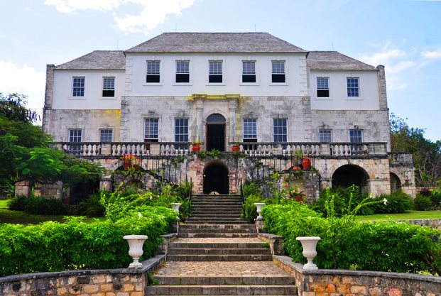 Montego Bay rose hall great house