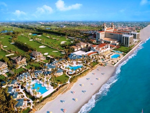 The Breakers Palm Beach a stunning oceanfront paradise