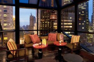 The Peninsula New York Hotel Bar