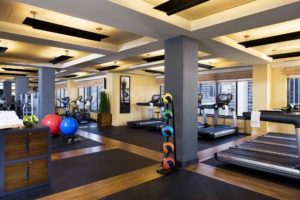 The Peninsula New York fitness