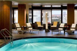 The Peninsula New YorkThe Peninsula New York indoor pool