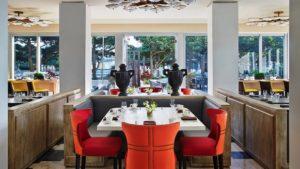 Viceroy Miami restaurant