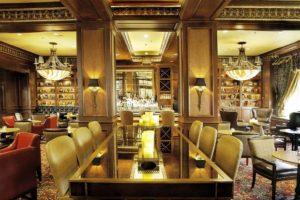 Warwick Melrose Hotel Lounge