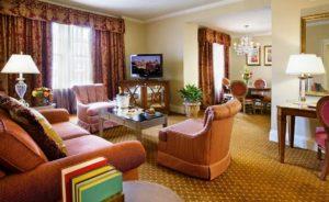 Warwick Melrose Hotel Suite