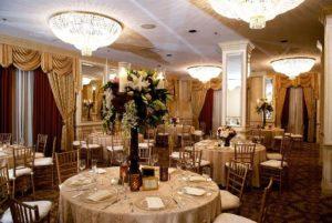 Warwick Melrose Hotel banquet hall