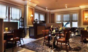 Warwick Melrose Hotel restaurant