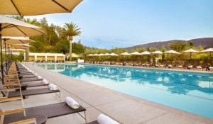 Solage Calistoga Spa