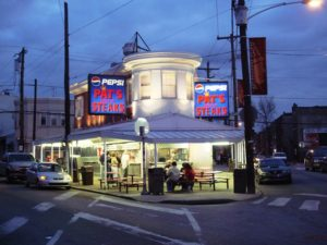 Pats Steaks Philly
