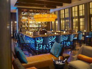 The Palms Hotel & Spa lounge