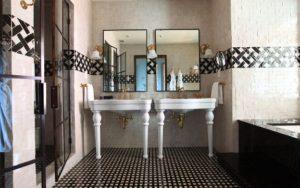 Greenwich Hotel bathrooms