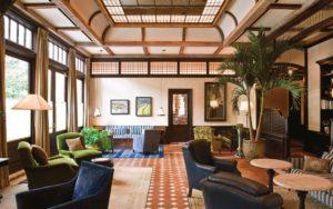Greenwich Hotel lobby1