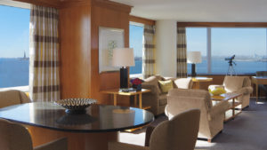 Ritz-Carlton Battery Park Suite