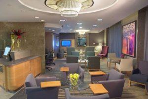 World Trade Hotel lounge