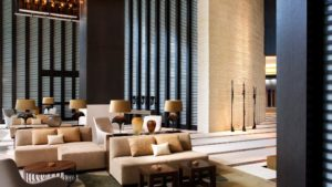 EPIC Hotel lobby