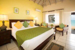 Galley Bay Resort & Spa guest room
