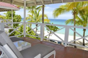 Galley Bay Resort & Spa guest room view