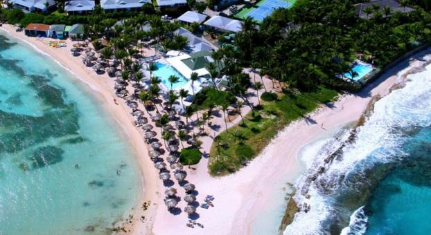 Le Guanahani in amazing St Barths