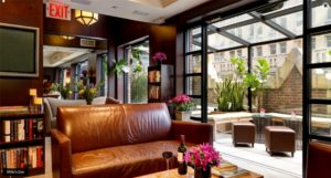 Library Hotel Lounge