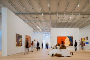 Whitney museum of american interior
