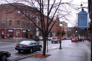 Cooperstown downtown