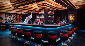 Faena Hotel Miami Beach Sazony Bar
