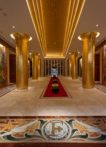 Faena Hotel Miami Beach entrance