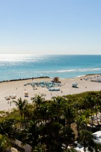Faena Hotel Miami Beach the beach