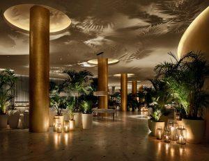 The Miami Beach EDITION Lobby