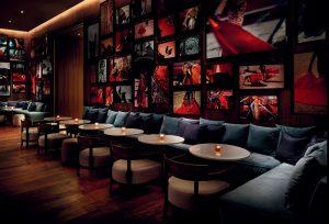 The Miami Beach EDITION Lounge