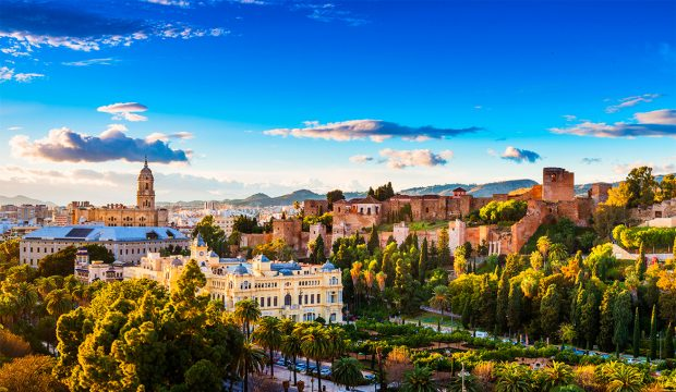 Encountering Malaga Spain Natural Beauty