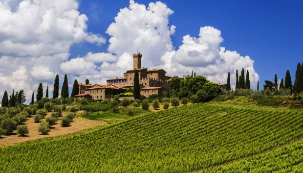 Montalcino – Beautiful Town, Even Better Wine