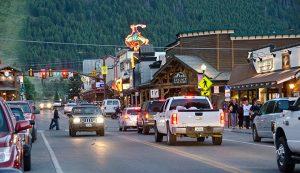 Jackson Hole Wyoming downtown Jackson Hole Wyoming must see
