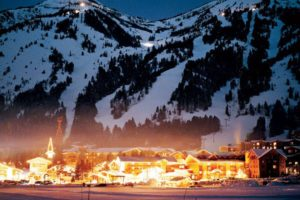 jackson hole Wyoming winter