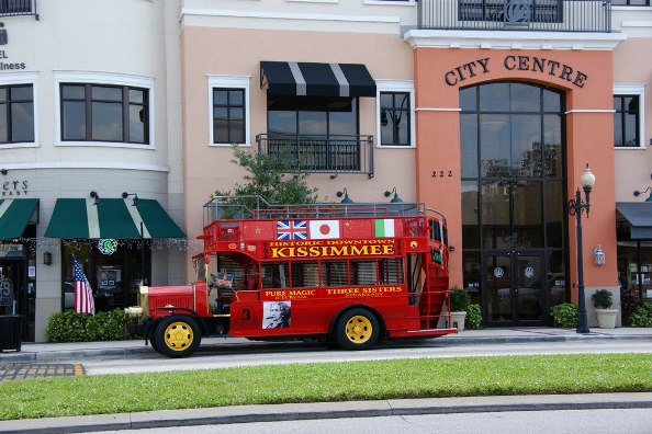 Kissimmee Downtown