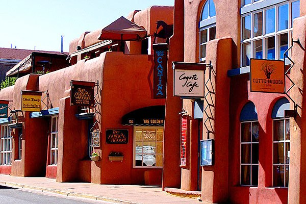 Santa Fe New Mexico Shopping