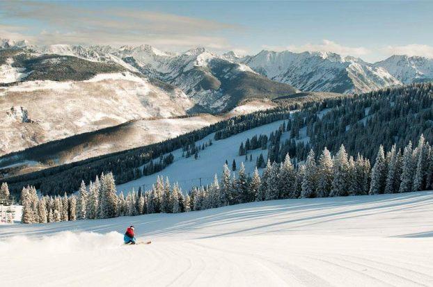 Ski Vail Colorado